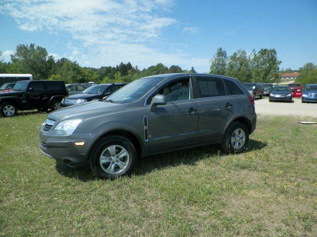 2009 SATURN VUE XE 4DR SUV dk gray 2-stage unlocking abs - 4-wheel active head restraints - fro