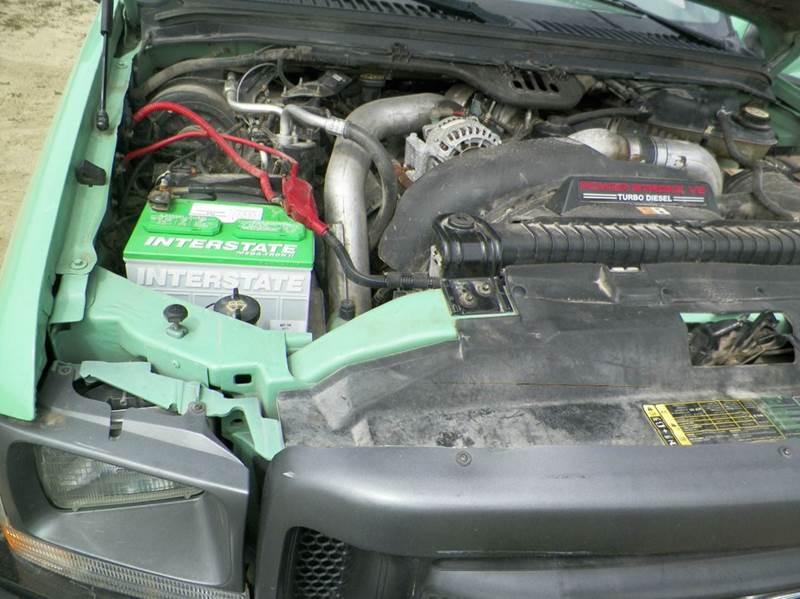 2003 Ford F-550 Base 4x4 11ft. box - Imlay City MI