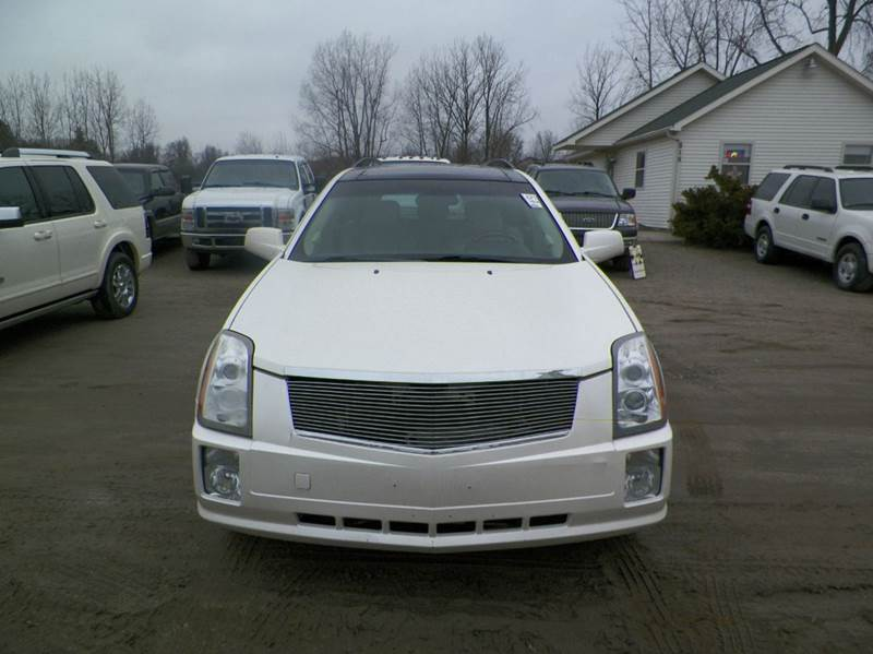 2004 Cadillac SRX Base AWD 4dr SUV V6 - Imlay City MI