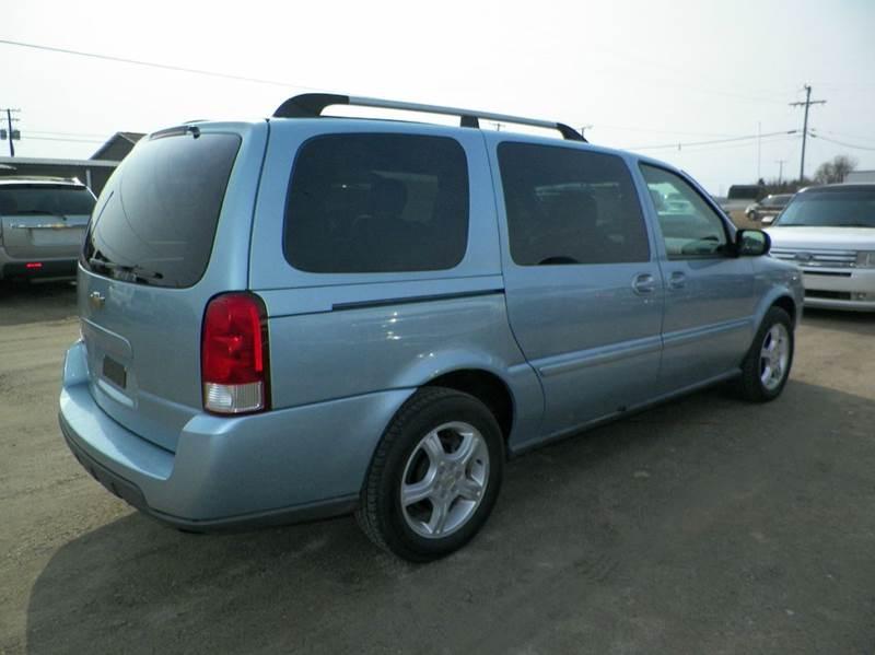 2007 Chevrolet Uplander LT 4dr Extended Mini Van w/1LT - Imlay City MI