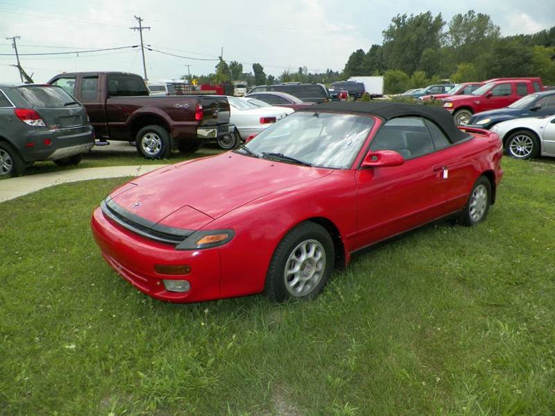 1992 toyota celica gt 2dr convertible in imlay city mi. Black Bedroom Furniture Sets. Home Design Ideas