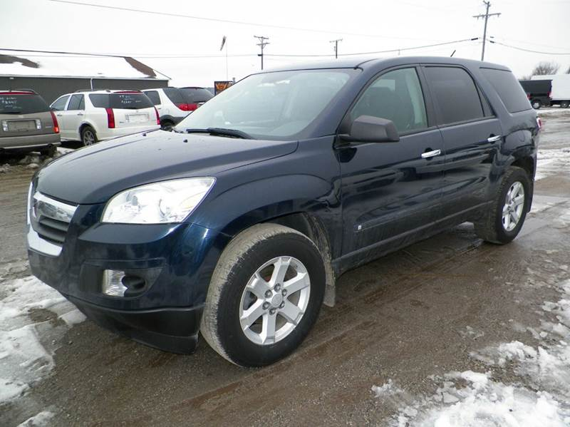 2008 Saturn Outlook Xe 4dr Suv In Imlay City Mi Orchard Auto