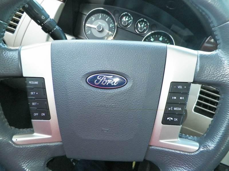 2009 Ford Flex SEL AWD Crossover 4dr - Imlay City MI