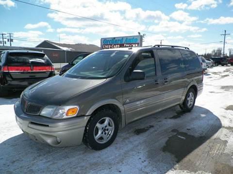 2002 Pontiac Montana for sale in Imlay City, MI
