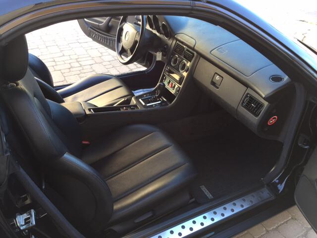 2000 Mercedes-Benz SLK SLK 200 - Covina CA