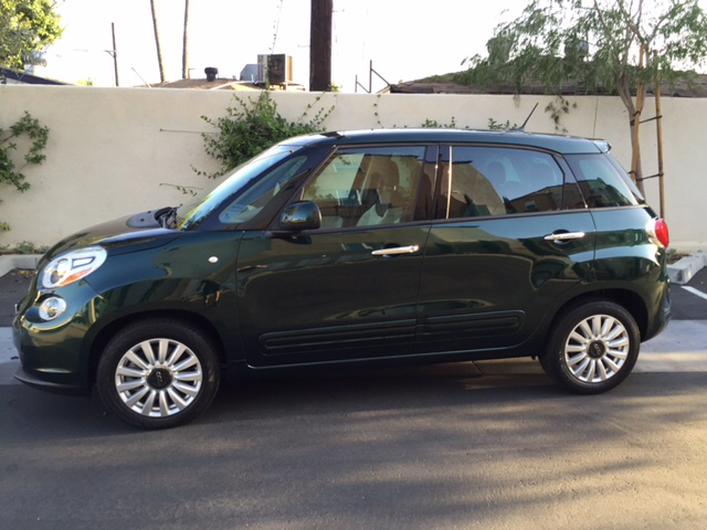 2014 fiat 500l easy 4dr hatchback in covina ca. Black Bedroom Furniture Sets. Home Design Ideas