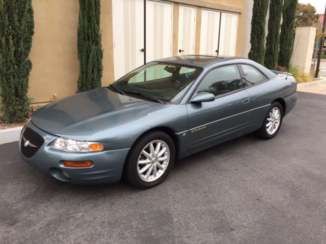 1999 Chrysler Sebring LXi 2dr Coupe - Covina CA