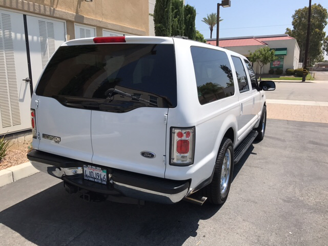 2000 Ford Excursion XLT 4dr SUV - Covina CA