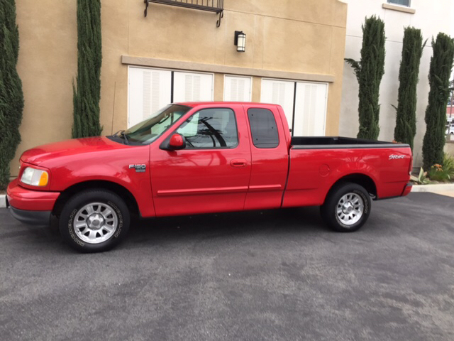 2002 ford f 150 xlt 4dr supercab 2wd styleside sb in covina ca california motor cars. Black Bedroom Furniture Sets. Home Design Ideas