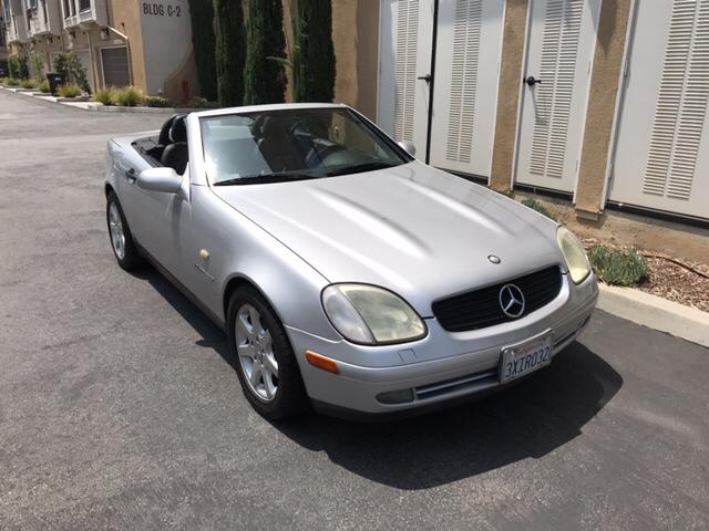 1998 Mercedes-Benz SLK SLK 230 Supercharged 2dr Convertible - Covina CA