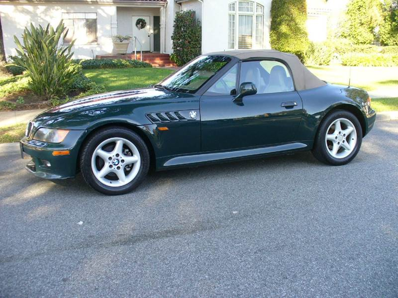 1997 bmw z3 2 8 2dr convertible in covina ca california motor cars. Black Bedroom Furniture Sets. Home Design Ideas