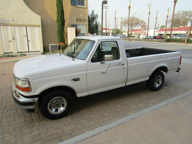 1996 ford f 150 2dr xl standard cab lb in covina ca california motor cars. Black Bedroom Furniture Sets. Home Design Ideas