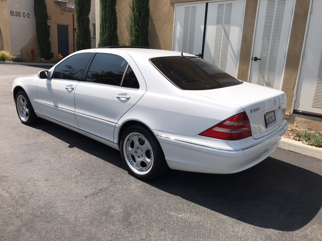 2000 Mercedes-Benz S-Class S 500 4dr Sedan - Covina CA
