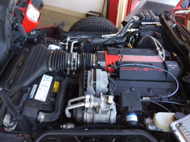 1996 Chevrolet Corvette 2dr Hatchback - Covina CA