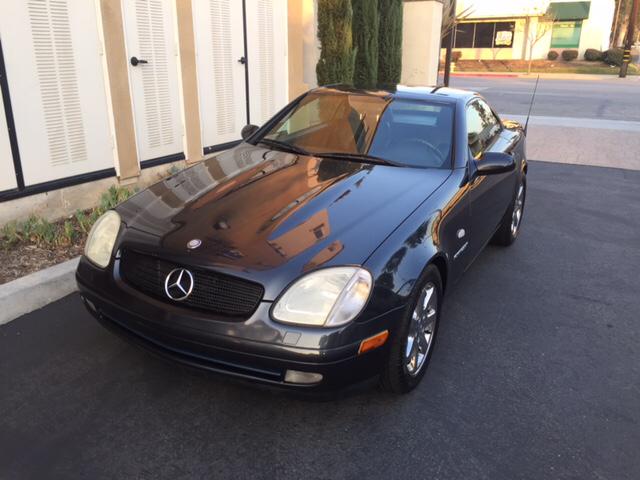 1998 Mercedes-Benz SLK SLK230 2dr Supercharged Convertible - Covina CA