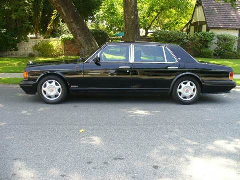 1997 Bentley Turbo R for sale in Covina, CA