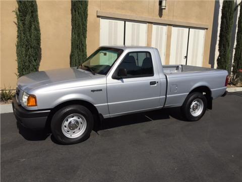 2002 Ford Ranger for sale in Covina, CA