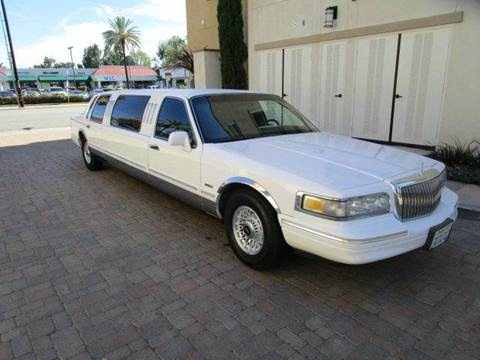 1997 Lincoln Town Car for sale in Covina, CA