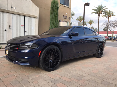 2017 Dodge Charger for sale in Covina, CA