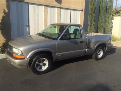 2000 Chevrolet S-10 for sale in Covina, CA