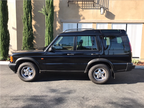 2000 Land Rover Discovery Series II for sale in Covina, CA