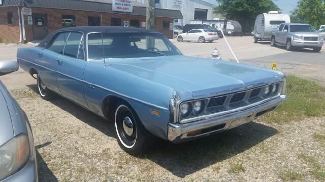 1969 Dodge Polara