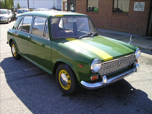1968 Austin America 1100 Mk2