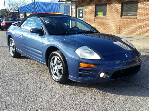 2003 Mitsubishi Eclipse Spyder for sale in Raleigh, NC