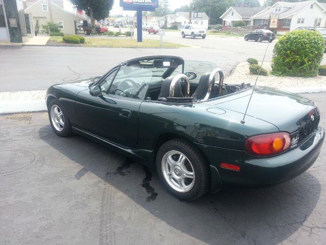 1999 Mazda MX-3
