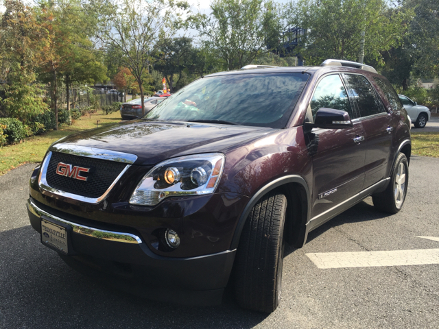 2008 GMC ACADIA SLT-2 AWD 4DR SUV purple 2-stage unlocking - remote 4wd type - full time abs -