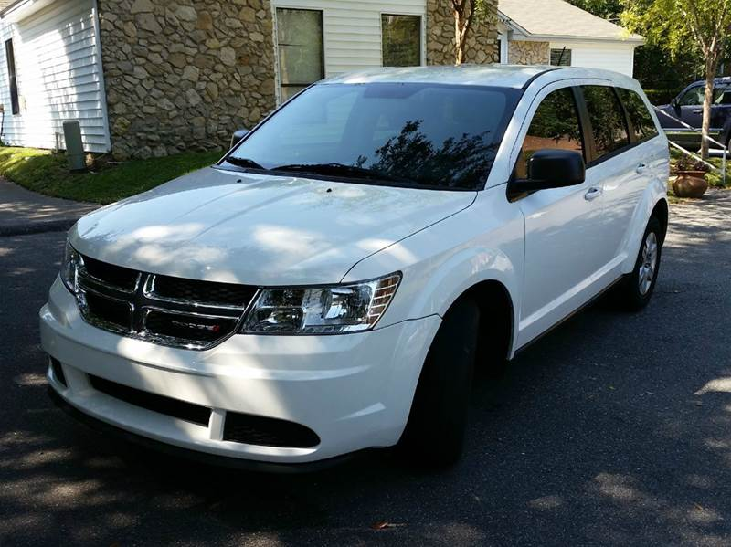 2012 DODGE JOURNEY SE 4DR SUV white the electronic components on this vehicle are in working orde