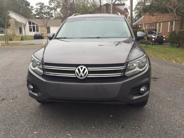 2012 VOLKSWAGEN TIGUAN SE 4DR SUV gray 2-stage unlocking abs - 4-wheel air filtration airbag d