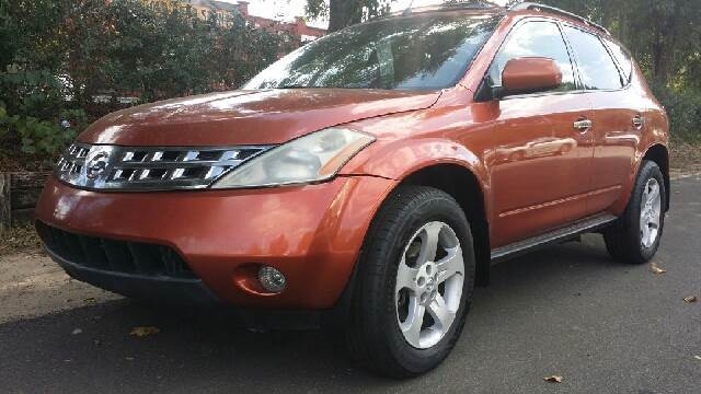 2005 NISSAN MURANO SL AWD 4DR SUV black a great vehicle this vehicle has all the services done alr