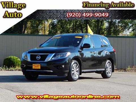 2015 Nissan Pathfinder for sale in Green Bay, WI