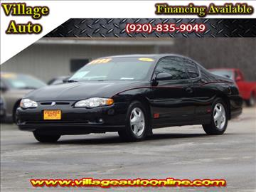 2001 Chevrolet Monte Carlo for sale in Green Bay, WI
