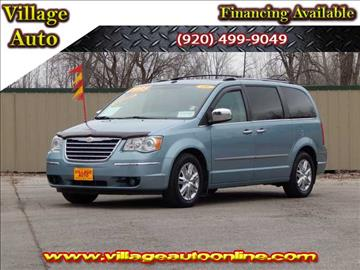 2009 Chrysler Town and Country for sale in Green Bay, WI
