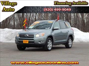 2007 Toyota RAV4 for sale in Green Bay, WI