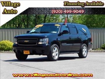2007 Chevrolet Suburban for sale in Green Bay, WI