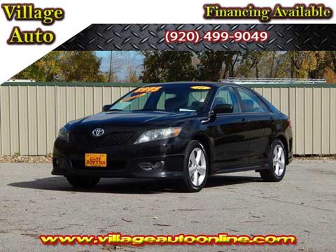 Toyota Camry For Sale in Green Bay WI  Carsforsalecom
