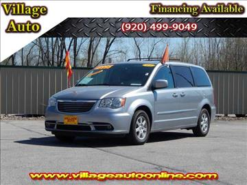 2013 Chrysler Town and Country for sale in Green Bay, WI