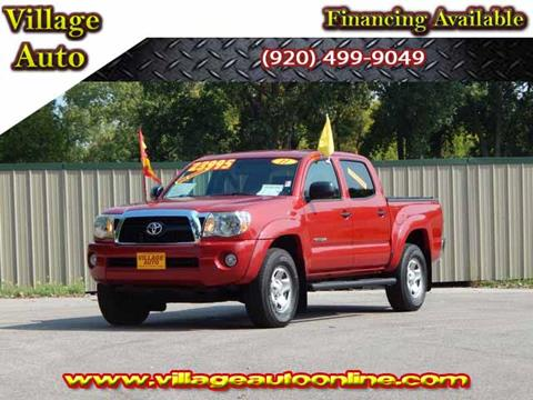 2011 Toyota Tacoma for sale in Green Bay, WI