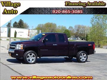 Chevrolet trucks for sale wisconsin for Len dudas motors stevens point wisconsin