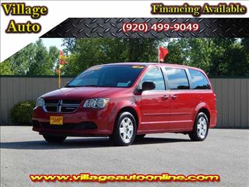 2012 Dodge Grand Caravan for sale in Green Bay, WI