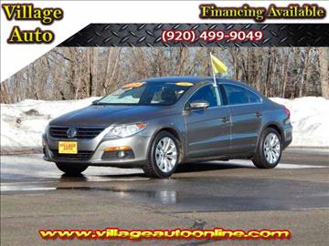 2009 Volkswagen CC for sale in Green Bay, WI