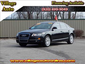 2006 Audi A6 for sale in Green Bay, WI