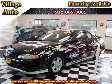 2001 Chevrolet Monte Carlo for sale in Oconto, WI
