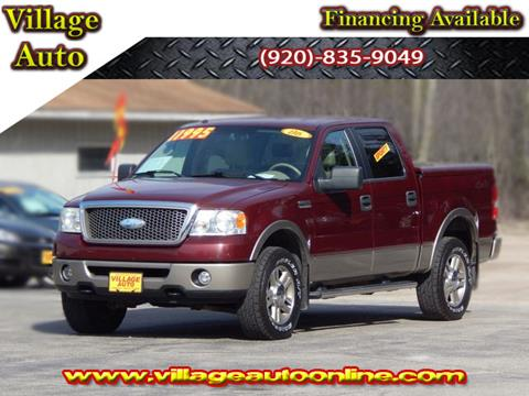 2006 Ford F-150 for sale in Oconto, WI