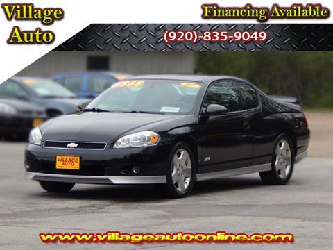 Chevrolet Monte Carlo For Sale  Carsforsalecom