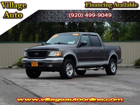 2002 Ford F-150 for sale in Oconto, WI