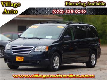 2008 Chrysler Town and Country for sale in Oconto, WI